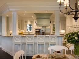 cream kitchen stools