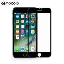 Mocolo <b>3D 0.26mm Full</b> Screen Tempered Glass For iPhone 6s 7 8 ...