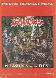 <b>Exodus</b> - <b>Pleasures of</b> the Flesh (featuring the original, unused ...