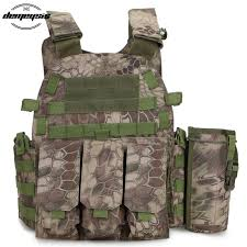 Outdoor Hunting <b>6094 Vests Tactical Vest</b> Suit <b>Military</b> Men Clothes ...