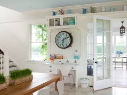 large wall clocks home office transitional interior designs with white dining room chairs wall clock dining room home office home