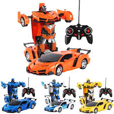 <b>Electric</b> Remote Control Car <b>Deformable</b> Vehicle Robot-buy at a low ...