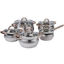 <b>Набор</b> посуды: кастрюли и соусник <b>Pomi d'Oro</b> Levita. Количество ...