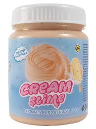 """<b>Слайм</b> """"<b>Cream</b>-<b>Slime</b>"""", <b>250 гр</b>. <b>SLIME</b> 9466555 в интернет ..."""