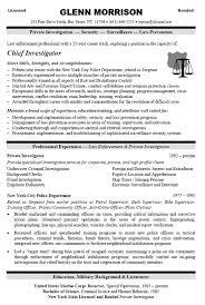 how to write a resume for career change   wiqso semper resumeresume sample investigator  resume for a career change