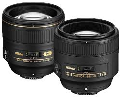 Обзор светосильных телеобъективов Nikon AF-S <b>Nikkor 85mm</b> f ...