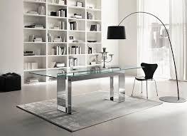 unique glass desks home office desk design ideas amazing cool designer glass desks home office modern bush aero office desk design interior fantastic