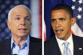 Obama - McCain