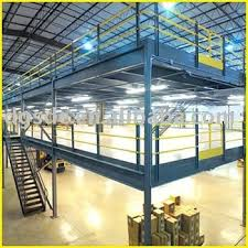 steel mezzanine floor rack mezzanine shelf agri office mezzanine floor