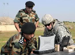 u s  department of defense  photo essay     capabilities  indian army brig  gen  rs yadav  left  maj  gen