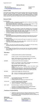 create a winning cv skills based information sheets