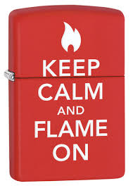 <b>Зажигалка ZIPPO Classic</b> Red Matte <b>латунь</b>/сталь, красная ...