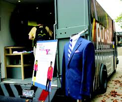 students prepare for career fair the jambar recognizing the need for young men to look professional while job hunting the columbus based tailor pursuit ed campus to fit young men and offer deals