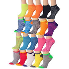 <b>12 Pairs</b> Men`s <b>Women Ladies</b> Girls Ankle Socks <b>Cotton</b> Mix Colour ...
