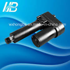 China <b>12V</b> DC <b>300mm</b> Stroke Feedback Linear Actuators ...