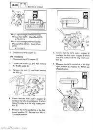 2010 2014 yamaha vx1100 cruiser deluxe 2015 v1 sport waverunner 2010 2012 yamaha vx1100 cruiser deluxe sport service manual page 1