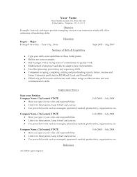 cover letter basic resume samples basic resume examples  cover letter basic resume template word sample for employment basic simple format in msbasic resume samples