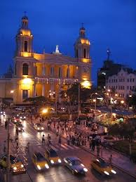 St. Mary's Cathedral, Chiclayo - Wikipedia