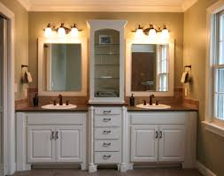 white double sink bathroom  delicate antique double sink bathroom vanities and cabinets with light modern designs fascinating bathroom with