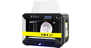 <b>Qidi Tech X</b>-<b>Plus</b> - 3DJake UK