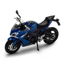 <b>Модель мотоцикла Welly</b> 1:18 Suzuki GSX S1000F 12844P: купить ...