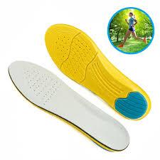 Shoe <b>Inserts</b> Thickened Memory Cotton <b>Shock Absorbing</b> For Men ...
