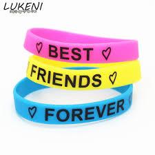 LUKENI Hot Sale 3PCS Fashion Motivational Best Friends Forever ...