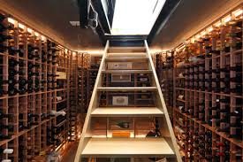 contemporary wine cellar by auckland architects designers jessop architects awesome wine cellar