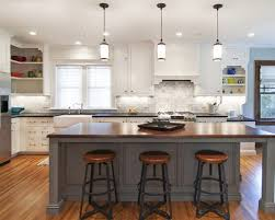 pendant lights kitchen island solid