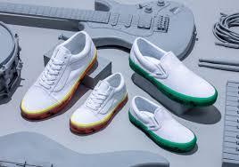 Foot Locker <b>Vans Off the</b> ___ Collaboration 2020 | SneakerNews.com