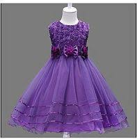 Fashion <b>New Style</b> Girls' Dress Small Flower Girl Dress Skirt ...