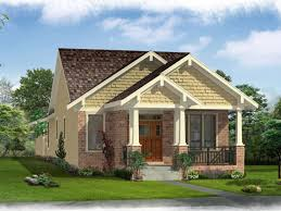 Craftsman House Plans   The House Plan ShopBungalow House Plan  H