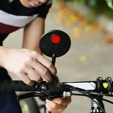 <b>1pc Bike</b> Bicycle <b>Handlebar</b> Flexible Rear Back View Rearview ...