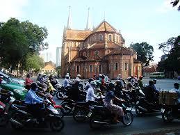 Resultado de imagem para transito na cidade de ho chi minh vietnam