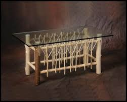 glass top coffee table artistic furniture