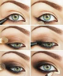 eye makeup tutorial for hazel eyes perfect tutorials green