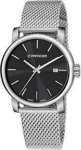 Наручные <b>часы Wenger 01.1021.123</b> — купить в интернет ...