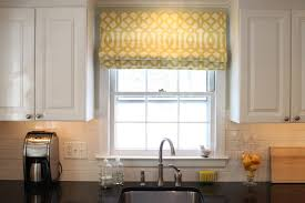 Large Kitchen Window Treatment Large Kitchen Window Treatment Ideas