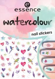 Essence. <b>Наклейки для ногтей</b> - <b>watercolour</b> nail stickers т.07 ...