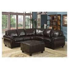 blue wall color with brown leather couch blue walls brown furniture