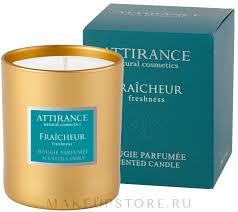 Attirance <b>Aromatic</b> Freshness <b>Perfumed</b> Candle - <b>Ароматическая</b> ...