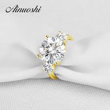 Detail Feedback Questions about <b>AINUOSHI 10K Solid Yellow</b> Gold ...