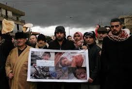 Resultado de imagen de madaya syria