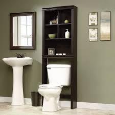 bathroom space savers bathtub storage: cozy toto toilet with dark bathroom etagere and