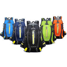 40L Outdoor Backpack <b>Unisex</b> Climbing Cycling Hiking Backpack ...