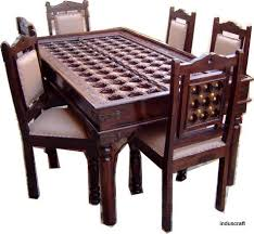barcelona seater dining table set