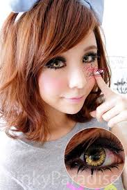 Princess Pinky Twilight Brown Circle Lenses (Colored Contacts).jpg - twilight%2520brown