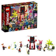 <b>Конструктор LEGO Ninjago</b> 71708 <b>Киберрынок</b>, артикул: 71708 ...