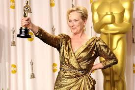Meryl Streep won