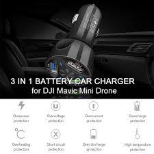 <b>STARTRC</b> 3 in 1 Battery Car Charger Adapter Usb Charger <b>QC3</b>.<b>0</b> ...